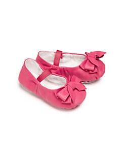 Bloch - Infant's Baby Ayva Leather Ballet Flats