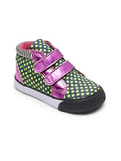 Sophia Webster - Infant's, Toddler's & Little Kid's Dotted High-Top Sneakers