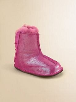 UGG Australia - Infant's Glitter Boots