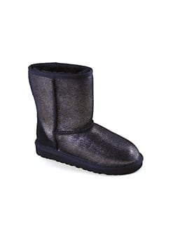 UGG Australia - Infant's, Toddler's & Kid's Classic Glitter Boots