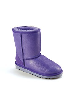 UGG Australia - Girl's Classic Glitter Boots