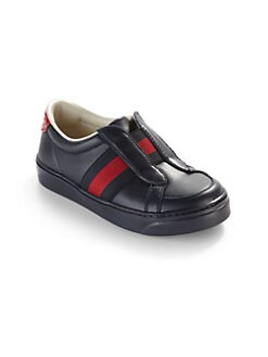 Gucci - Infant's & Toddler Boy's Brooklyn Signature Web Sneakers