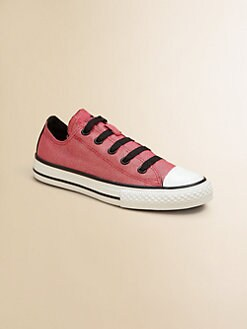Converse - Girl's Chuck Taylor Shimmer Slip-On Sneakers