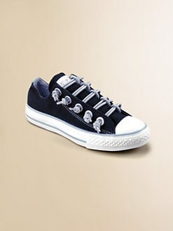 Converse - Girl's Chuck Taylor Slip-On Loop Sneakers