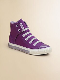 Converse - Girl's Chuck Taylor Slip-On High Sneakers