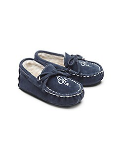 Cole Haan - Infant's Suede Moccasins