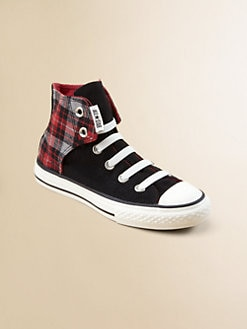 Converse - Boy's Chuck Taylor All-Star Easy Slip High-Top Sneakers