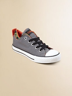 Converse - Boy's Layered-Look Chuck Taylor All-Star Sneakers