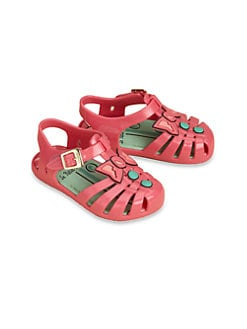 Mini Melissa - Infant's & Toddler's Spider + Little Prince Sandals