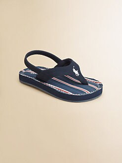 Ralph Lauren - Infant's, Toddler's & Little Boy's Terrance Flip Flops