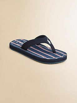 Ralph Lauren - Boy's Terrance Flip Flops