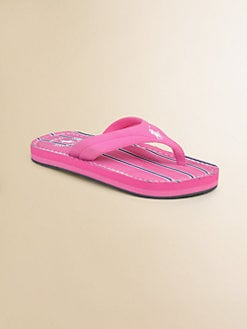 Ralph Lauren - Girl's Terrance Flip Flops