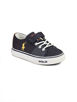 Ralph Lauren - Boy's Cantor EZ Canvas Sneakers