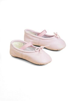 Bloch - Infant's Arabella Leather Ballet Flats