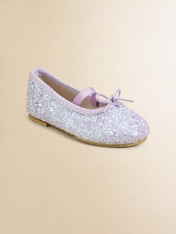 Bloch - Infant's & Toddler's Glitz Ballet Flats