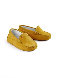 Tod's - Infant's Gommini Suede Moccasin Loafers