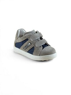 Tod's - Infant's & Toddler Boy's Strap Suede Sneakers