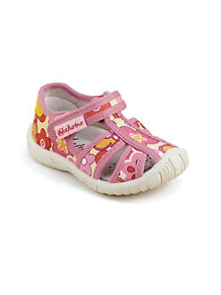 Naturino - Infant's, Toddler's & Girl's Pop-Art Strappy Sneakers