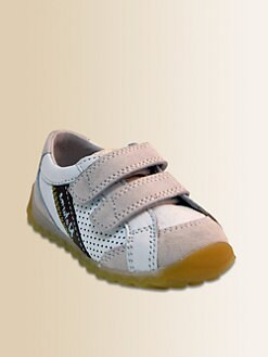 Naturino - Infant's & Toddler's Leather and Suede Sneakers