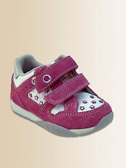 Naturino - Infant's, Toddler's & Girl's Studded Suede Sneakers