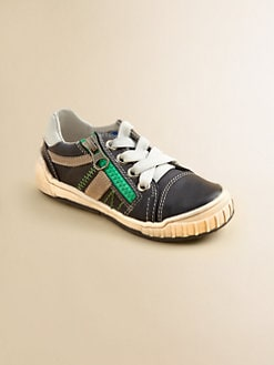 Naturino - Toddler's & Boy's Lace-Up & Zip Sneakers