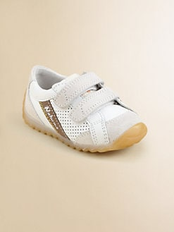 Naturino - Boy's Leather and Suede Sneakers