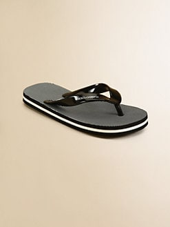 Dolce & Gabbana - Boy's Flip Flops