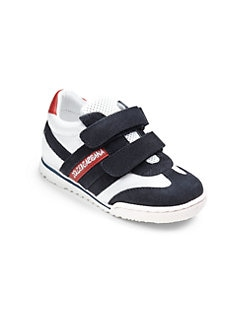 Dolce & Gabbana - Infant's & Toddler's City Sport Grip-Tape Sneakers