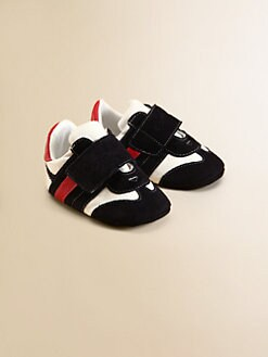 Dolce & Gabbana - Infant's Low-Top Grip-Tape Sneakers