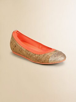 Juicy Couture - Girl's Jazz Ballet Flats
