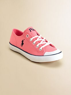 Ralph Lauren - Girl's Chandler Low-Top Sneakers