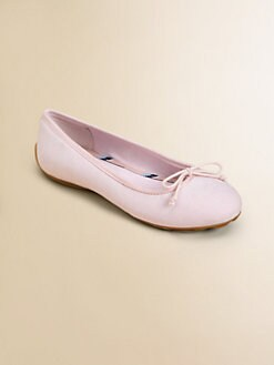 Ralph Lauren - Girl's Allie Oxford Ballet Flats