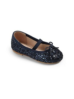Bloch - Toddler's & Little Girl's Sparkle Mary Jane Flats