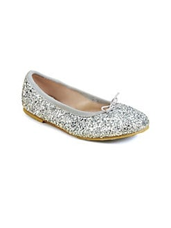 Bloch - Girl's Sparkle Ballet Flats