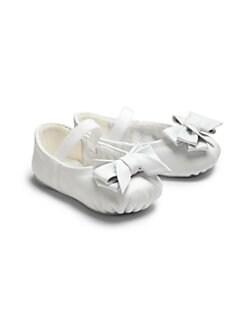 Bloch - Infant's Ayva Bow-Strap Ballerina Flats