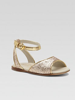 Gucci - Infant's & Toddler Girl's Sparkle Sandals