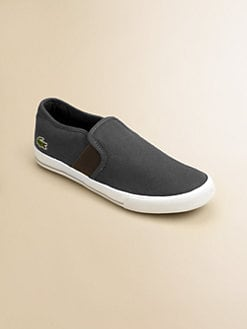 Lacoste - Little Boy's Slip-on Sneakers