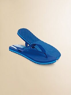 Lacoste - Boy's Signature Flip Flops