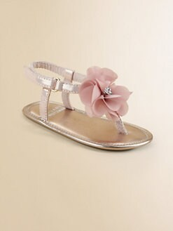 Stuart Weitzman - Infant's Flower Sandals