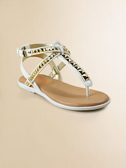 Kors Kids - Girl's Studded Gladiator Sandals