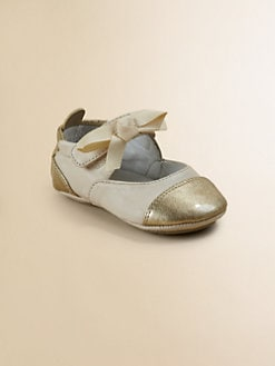 Cole Haan - Infant's Cap Toe Ballet Flats