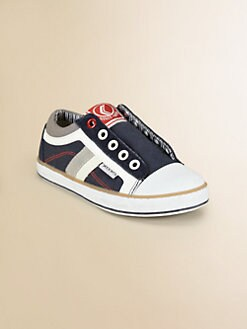 Geox - Little Boy's & Boy's Eyelet Sneakers