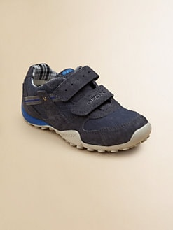 Geox - Toddler's & Boy's Double-Strap Sneakers