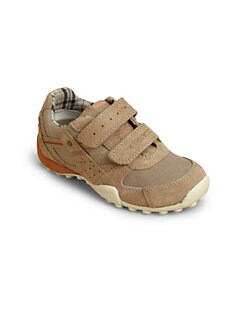 Geox - Little Boy's & Boy's Double-Strap Sneakers