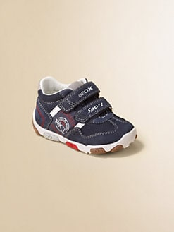 Geox - Infant's & Toddler's Double-Strap Sneakers