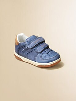 Geox - Infant's & Toddler's Leather Sneakers