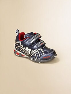 Geox - Infant's & Toddler's Spiderweb Light-Up Sneakers