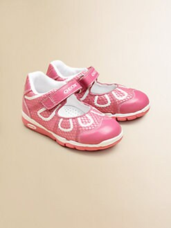 Geox - Infant's & Toddler Girl's Mary Jane Sneakers