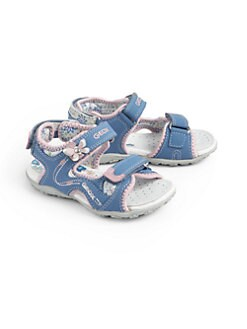 Geox - Infant's & Toddler Girl's Roxanne Grip-Tape Sneakers