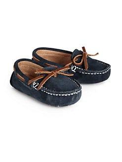 Cole Haan - Infant's Suede Loafers